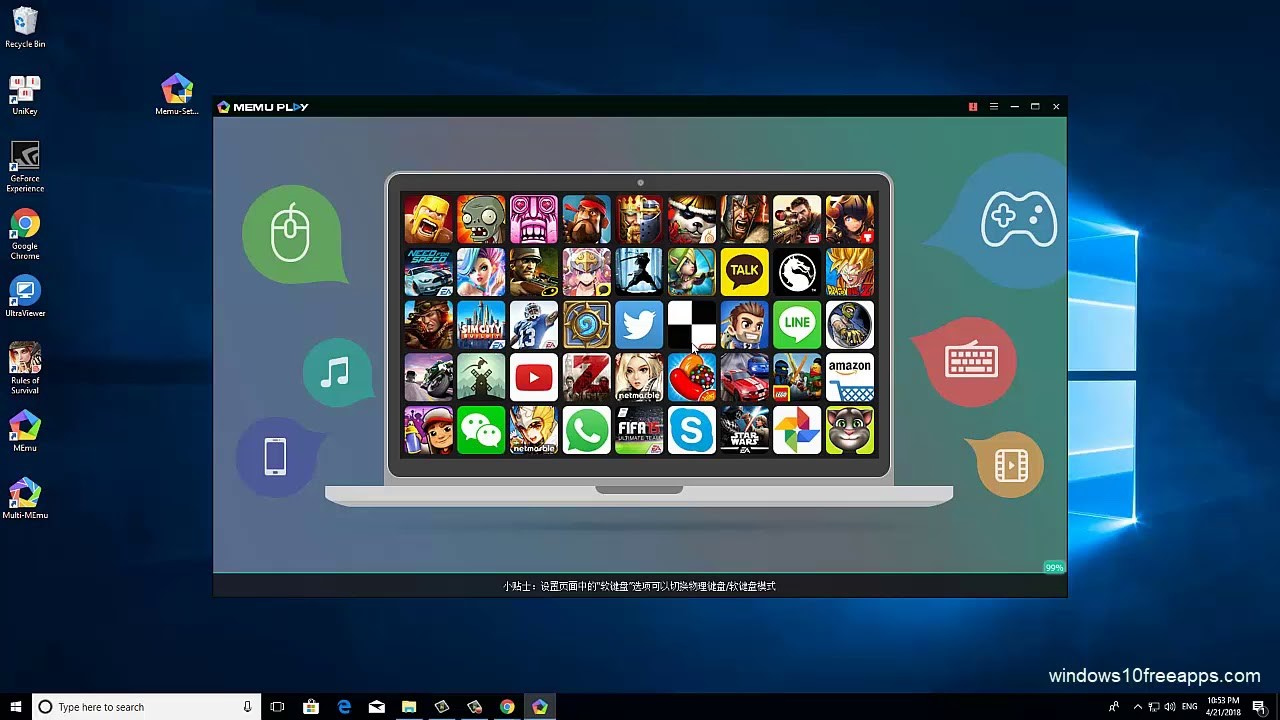 Memu Android Emulator For Pc (2021 Latest) Windows And Mac 2