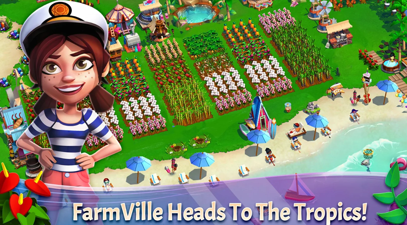 Farmville Tropic Escape For PC