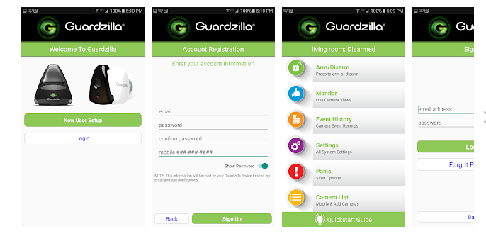 Guardzilla app for pc