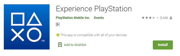 PlayStation Messenger App for mac