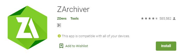ZArchiver for mac