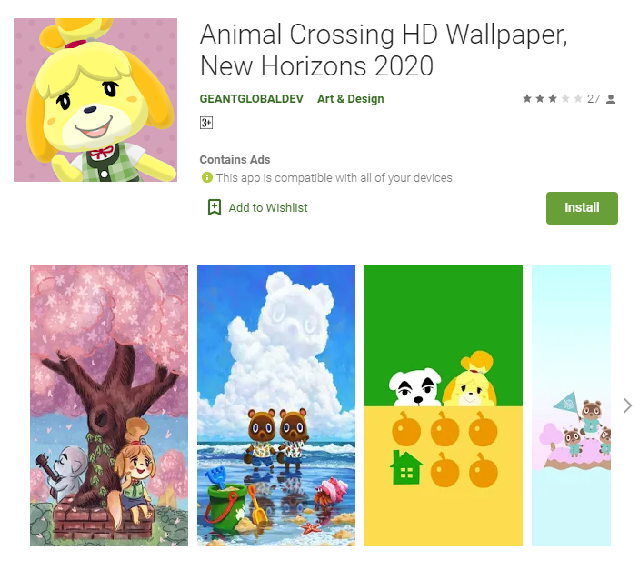 Animal Crossing for windows