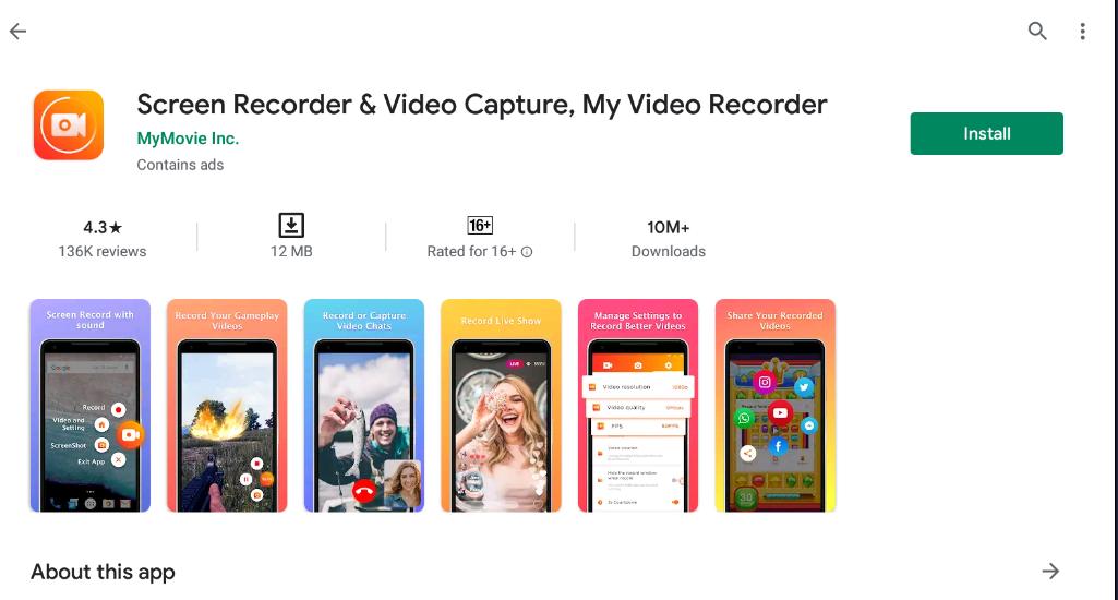 DU Screen Recorder for mac