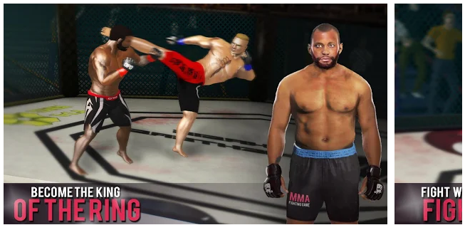 MMA Games for PC