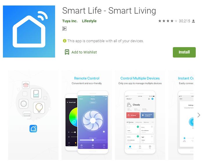 Smart Life App for windows