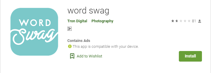word swag for windows