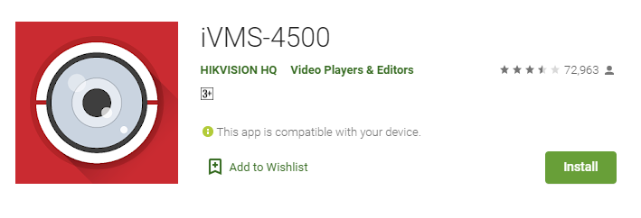 iVMS 4500 for mac