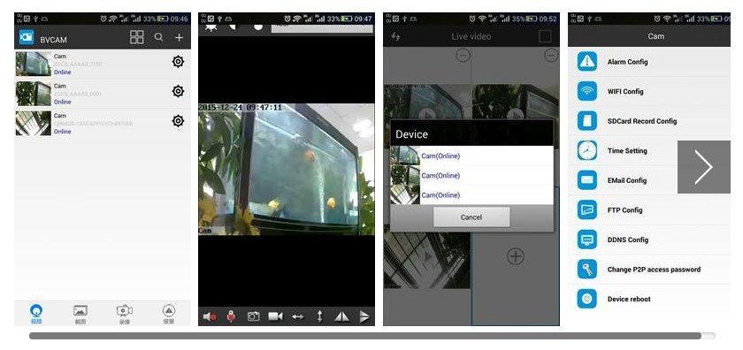 BVcam for mac