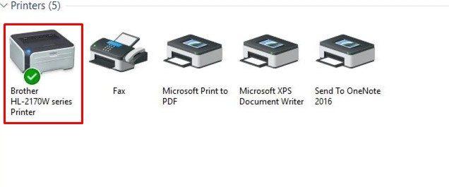 Brother Printer App on mac