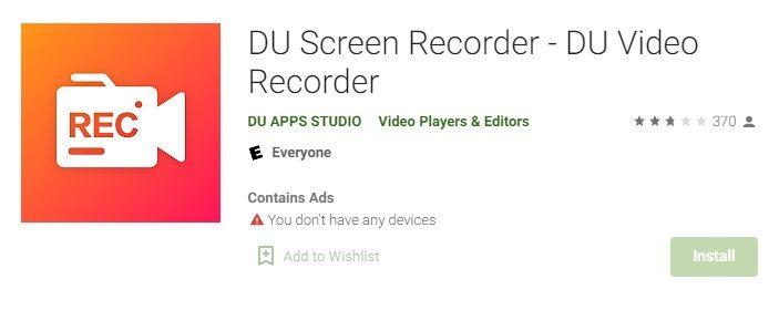 Du Recorder for Mac