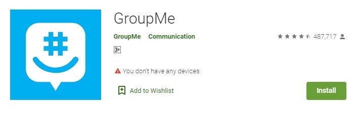 Group Me for PC
