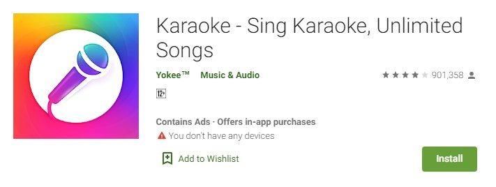 Karaoke App for PC