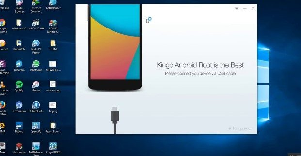 King Root on PC