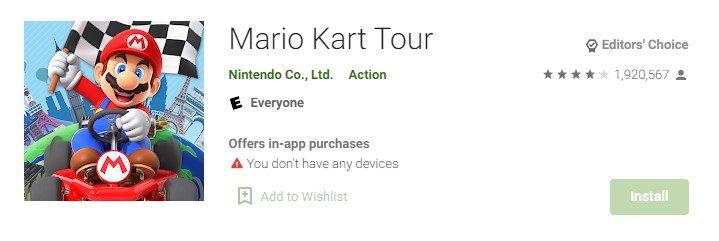 Mario Kart for Pc
