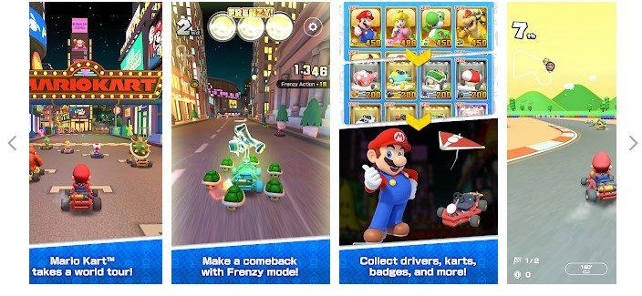 Mario Kart on Pc