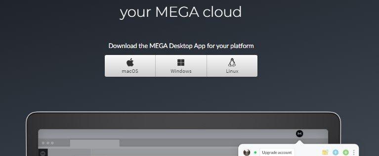Mega for pc