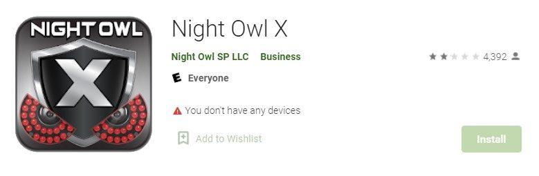 Night Owl X for Mac