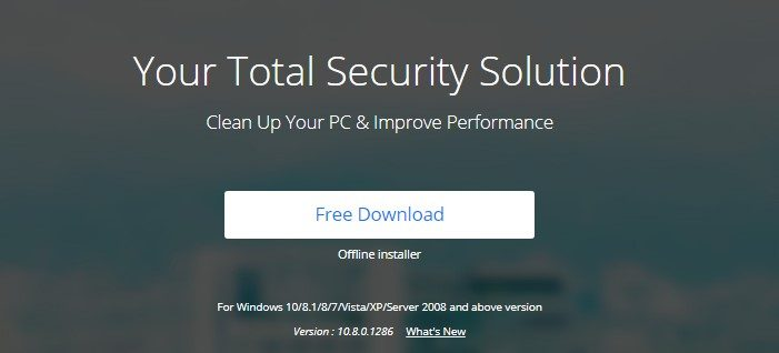 Security 360 for windows