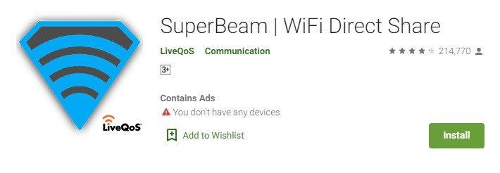 Superbeam for PC