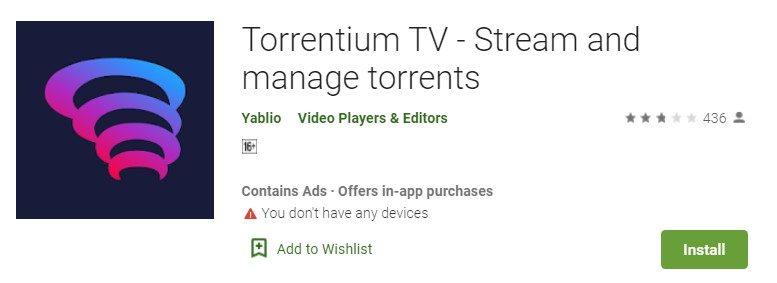 Terrarium Tv for Mac
