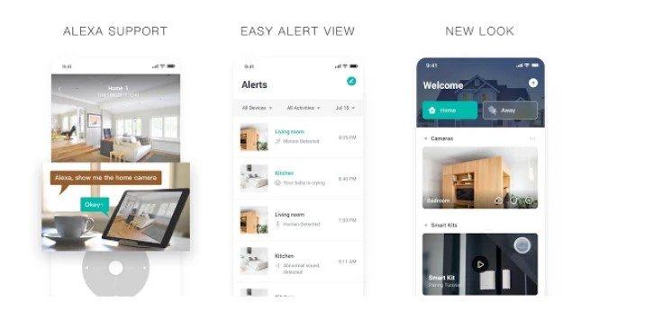 YI Home App for mac