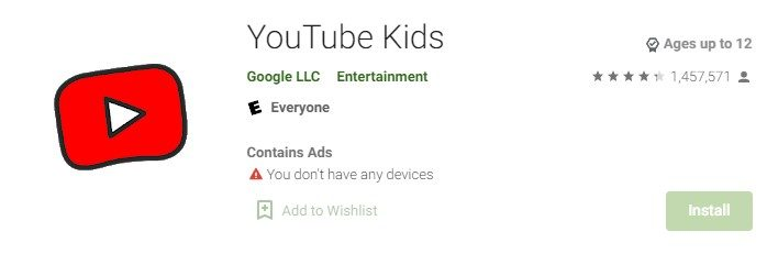 YouTube Kids for windows