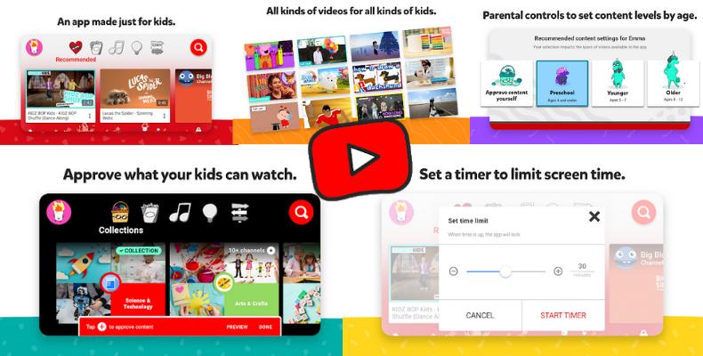 YouTube Kids on windows