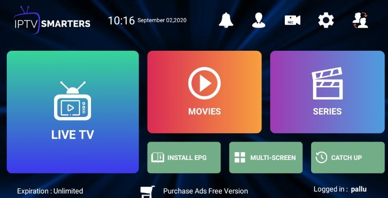 iptv smarters for pc